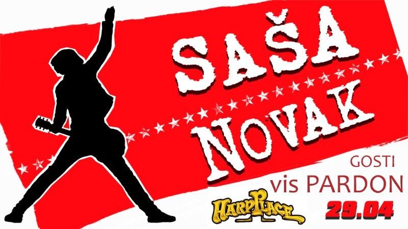 Saša Novak (koncert Hard Place, ponovo) [St2]
