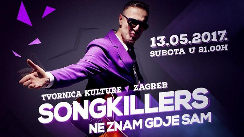 Songkiller (Tvornica, koncert) [St]