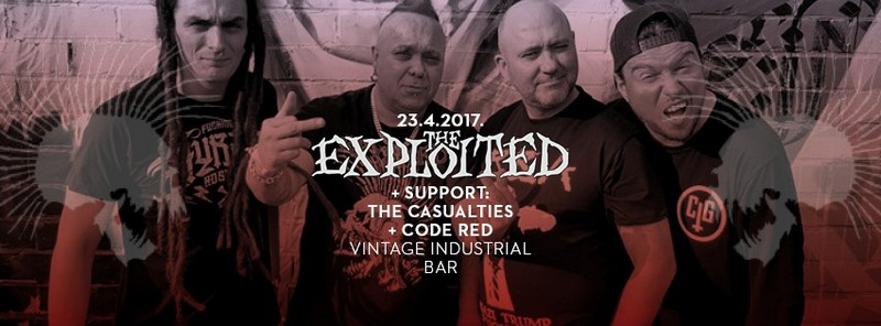 The-Exploited (koncert Vintage) [St1]