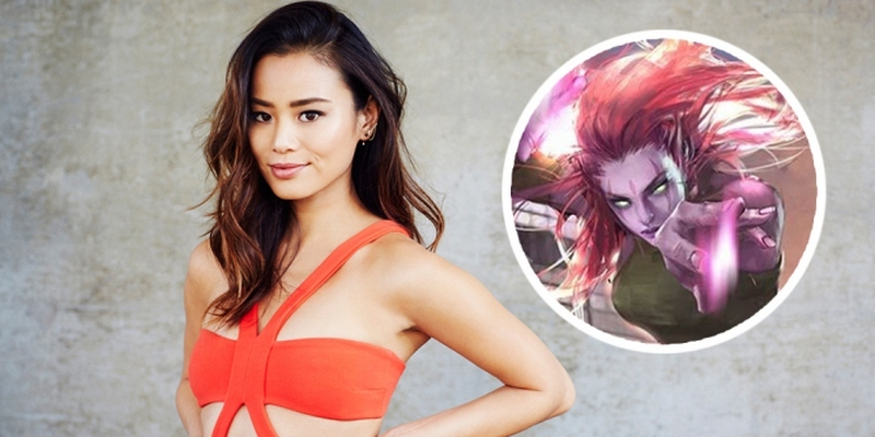 X-Men TV serija (Jamie Chung kao Blink) [St]